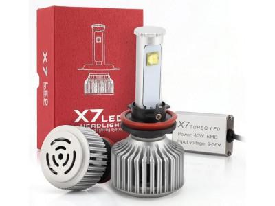 Светодиодные лампы LED CREE  40W 3600Lm 6000K
