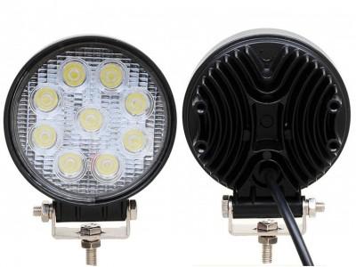 Комплект светодиодных противотуманных фар 27W 9 LED