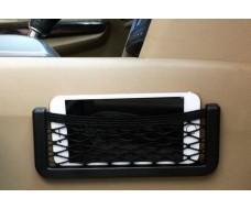 Автомобильный держатель для телефона, сетка 15 х 7 см