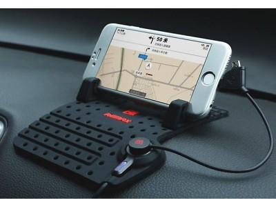 Автомобильный держатель коврик для телефона Remax CAR HOLDER